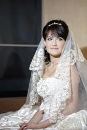 Нужна ли фата современной невесте?