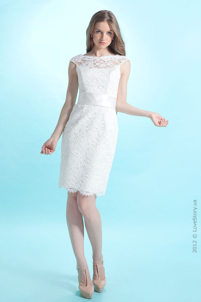 Короткие свадебные платья   Свадебные, вечерние платья