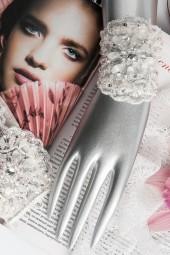 Кружевные браслеты замена перчаткам.