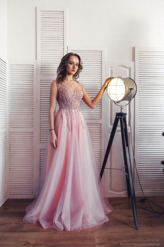 44af942d395 Вечернее платье. Платье на выпускной бал Омск.